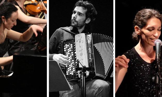 DeDal trio Cocchi, Langevin, Zambelli