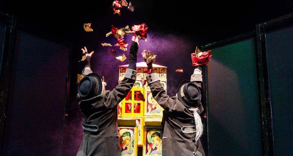 Fratelli Merendoni in Hansel&Gretel