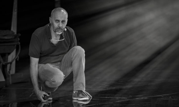 Marco Paolini Tecno-Filò Tecnology and me