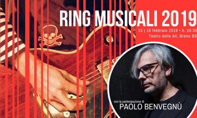 Ring Musicali 2019 con Paolo Benvegnù