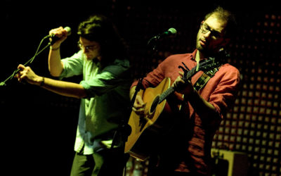 The Crowsroads & Band in concerto