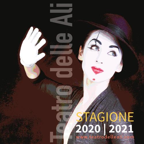 Copertina Stagione 2020/2021